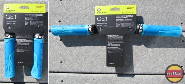 Ergon GE1 Packaging
