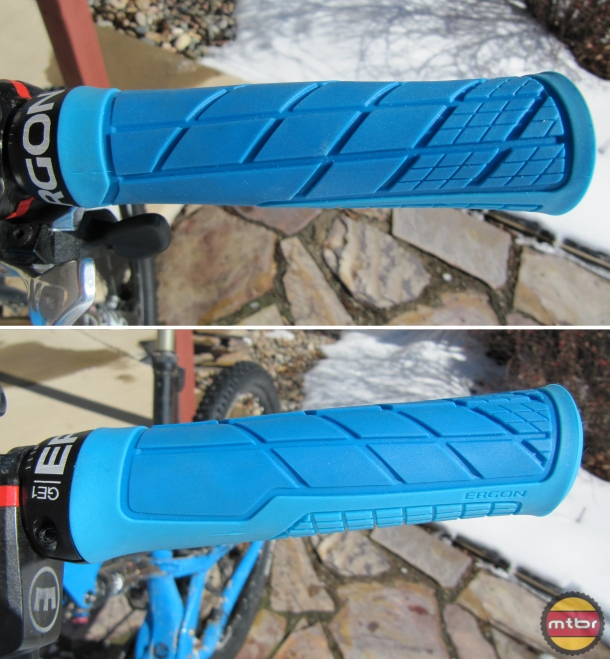 Ergon GE1 Front and Back