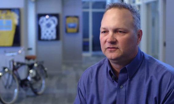 Eric Hawkins - son, President, CEO