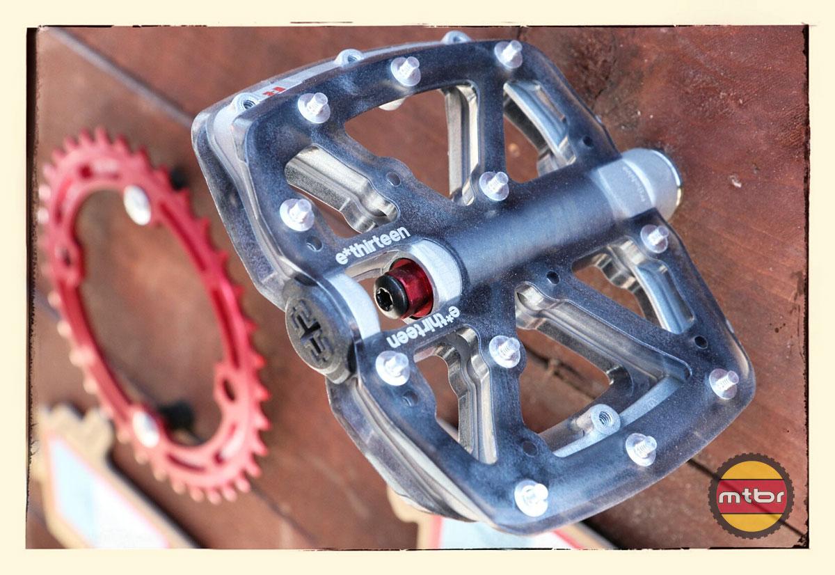 e*thirteen LG1r Flat Pedal