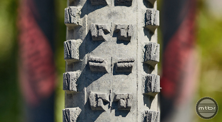 Tread life was reasonable, especially considering they were tested on the tire-destroying trails around San Luis Obispo.