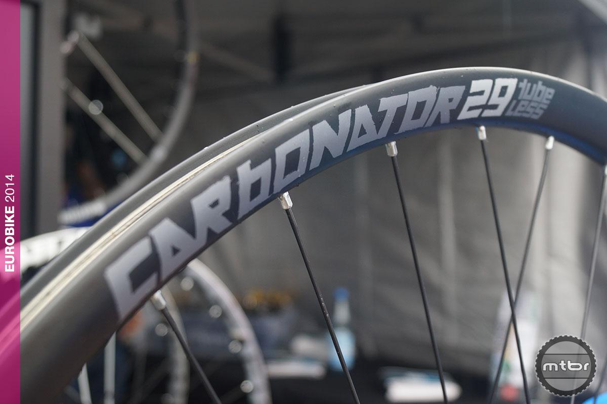 Eurobike American Classic Carbonator