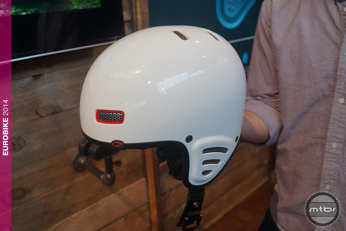 Eurobike Bell Full Flex White
