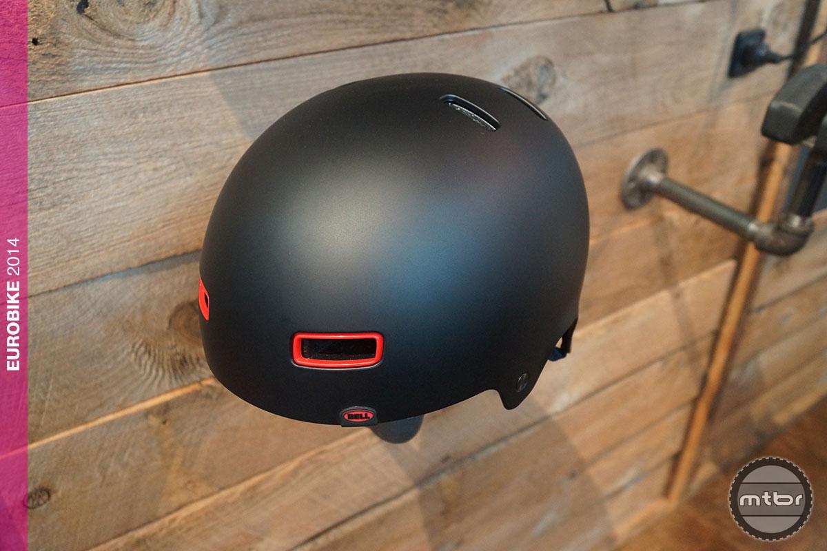 Eurobike Bell Reflex Black