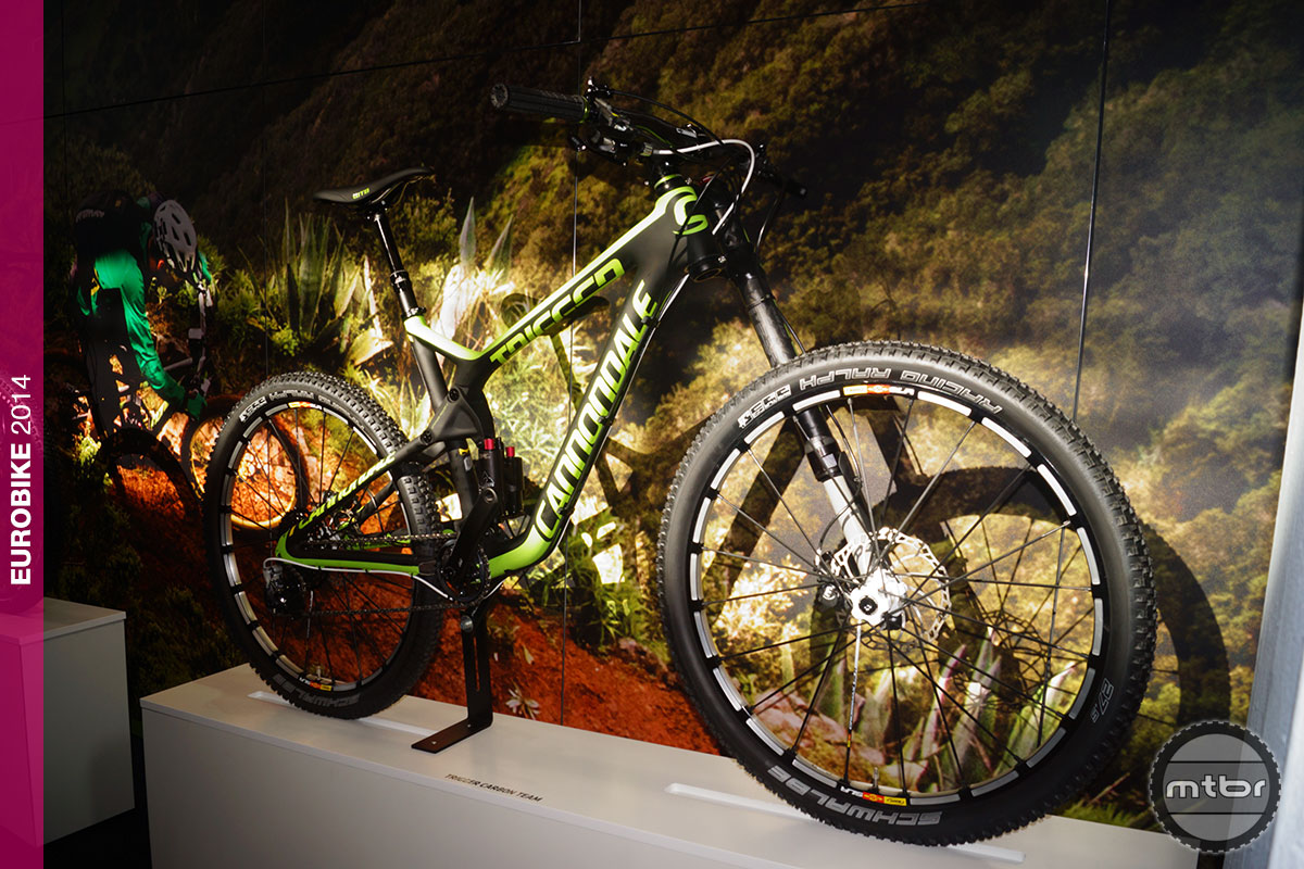 Eurobike Cannondale Trigger Cover