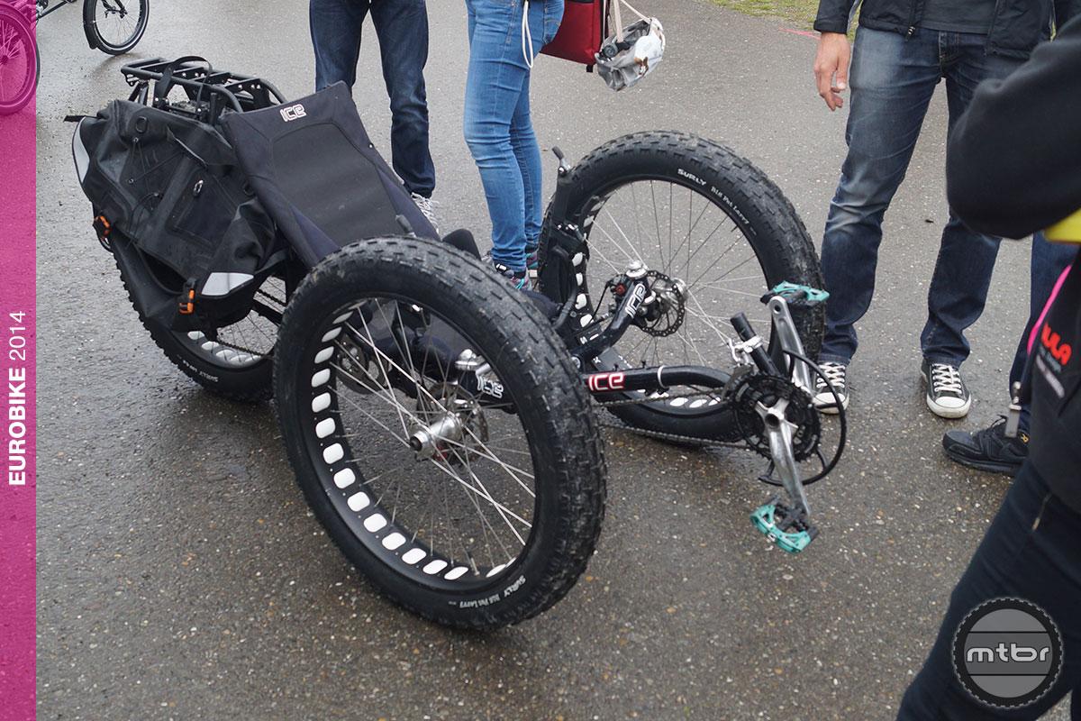 Eurobike Fat Trike