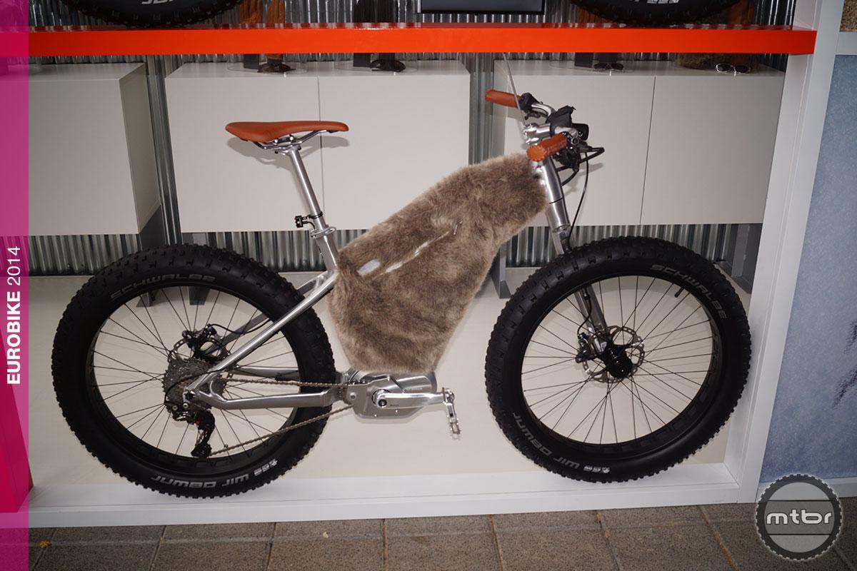 Eurobike Furry E Fat Bike