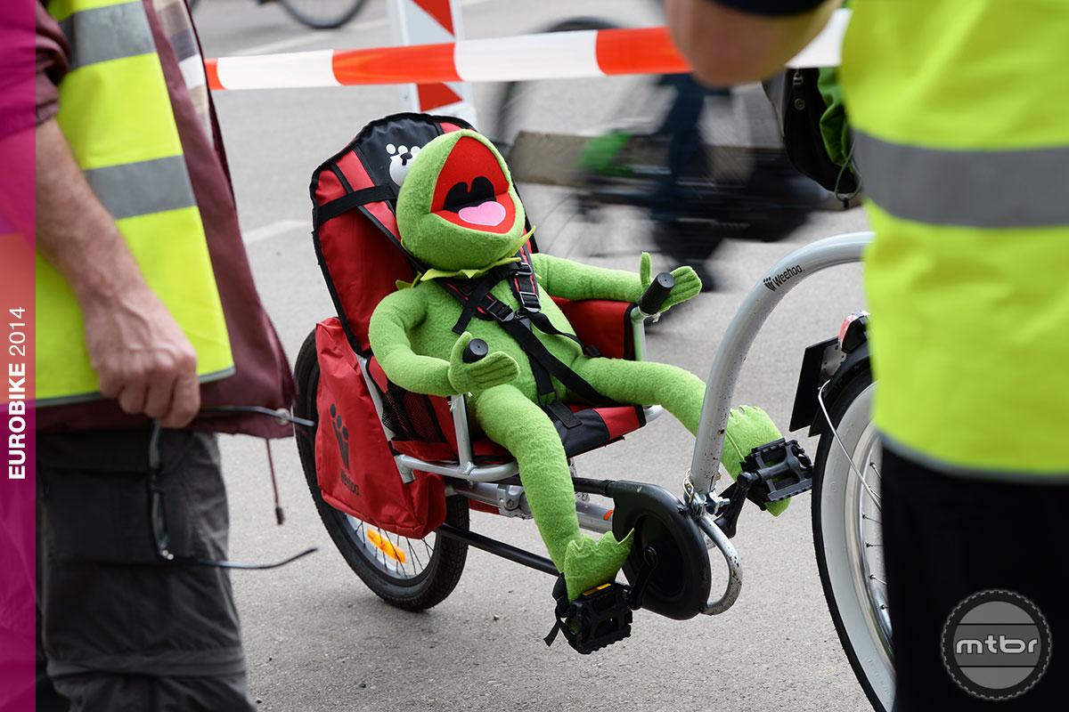 Eruobike Kermit