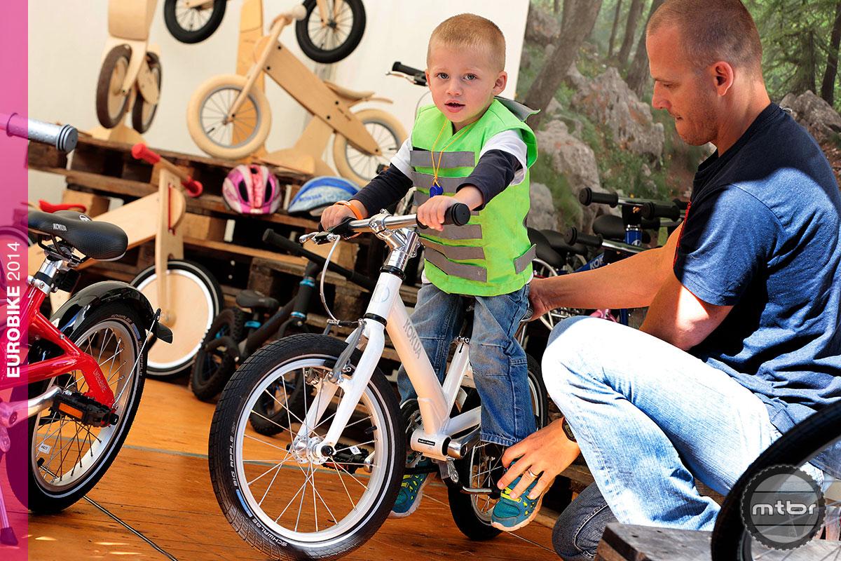Eurobike Kid Pushbike