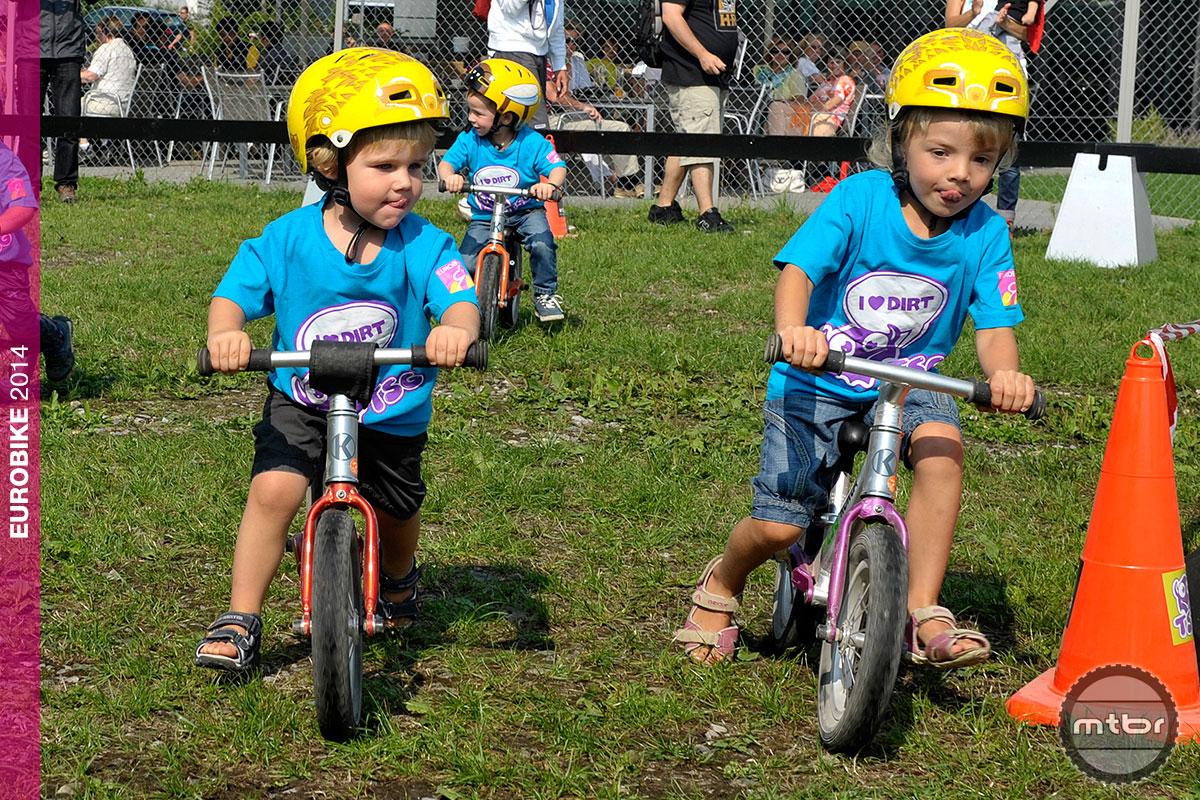 Eurobike Kids race