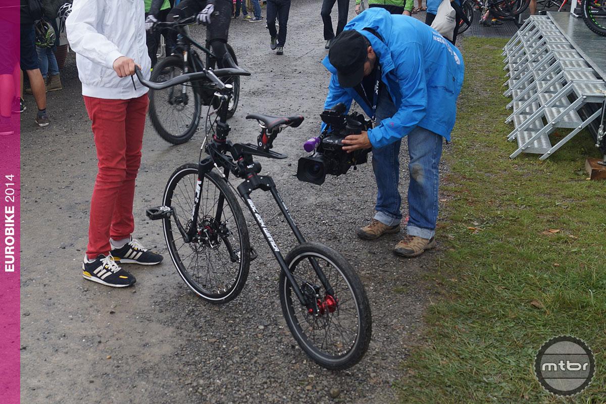 Eurobike Monkey Bike