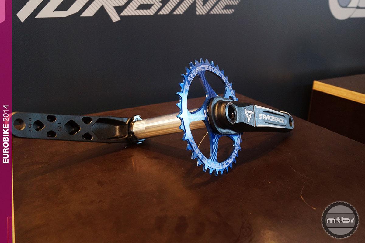 Eurobike Race Face Turbine Fat Spindle