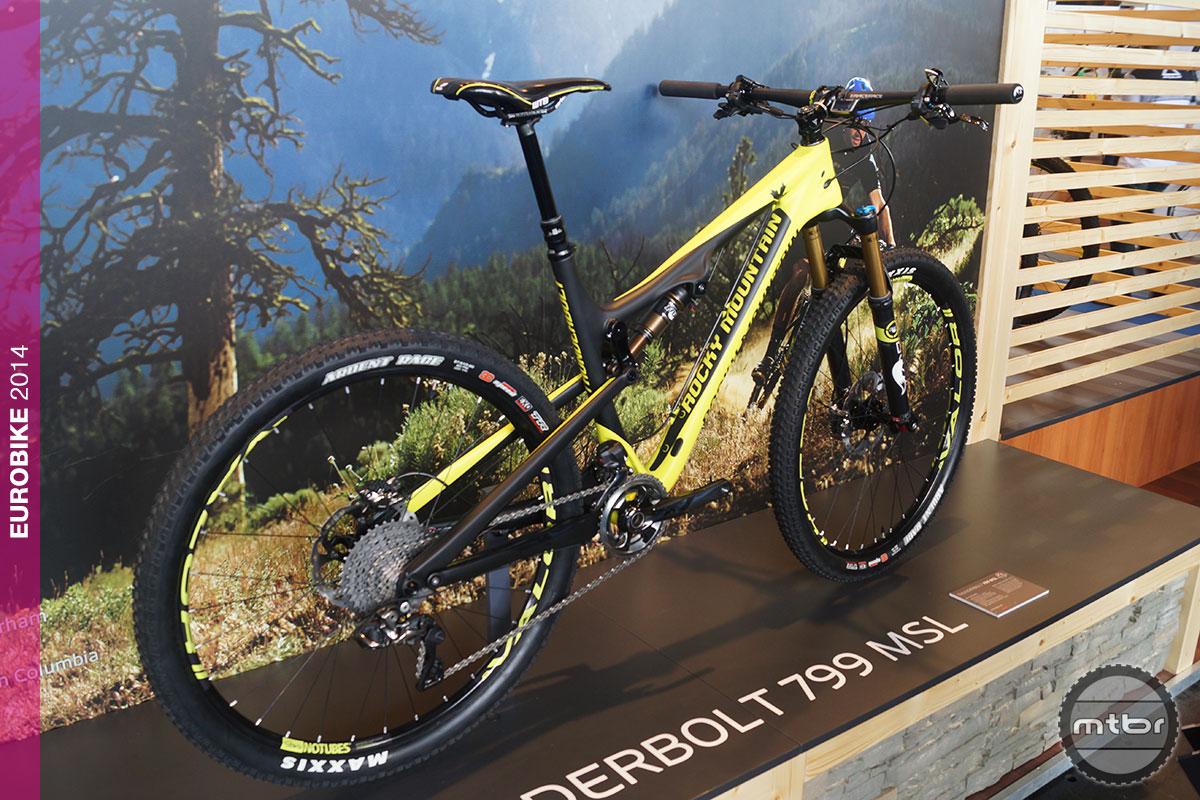 Eurobike Rocky Mountain Thunderbolt MSL