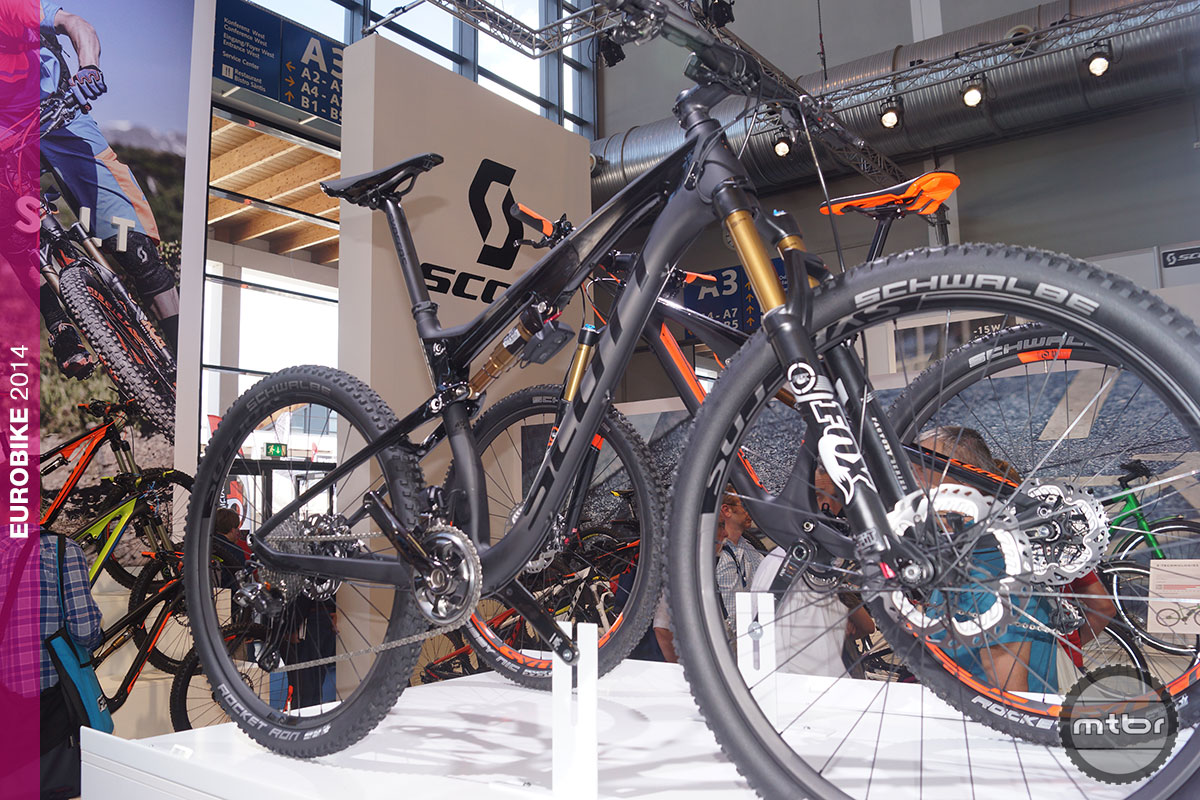 Eurobike Scott Spark Ultimate 700