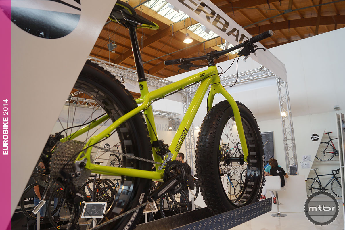 Eurobike Silverback Fatty Double-Scoop
