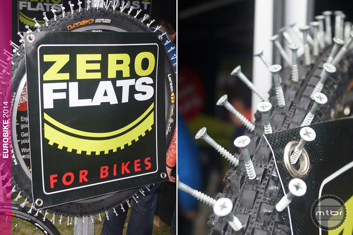 Eurobike ZeroFlats