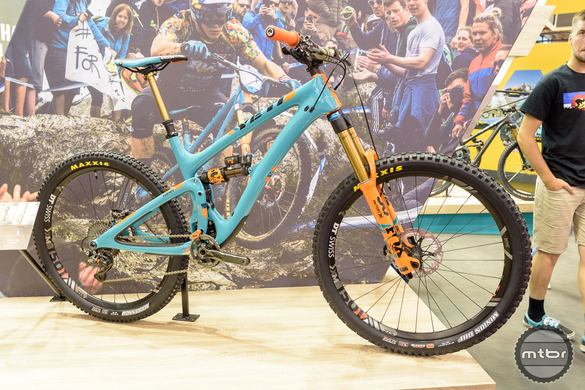 Yeti SB6 TR Team Replica