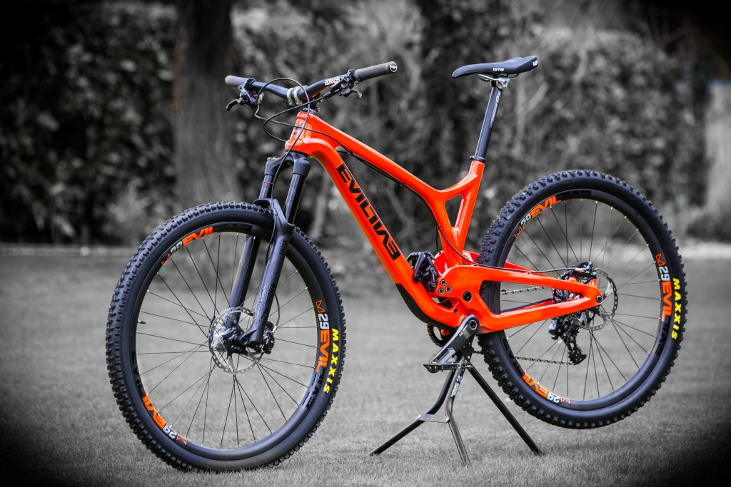 Evil Bikes: The Following – User Review - Page 27- Mtbr.com  Evil Bikes: The...