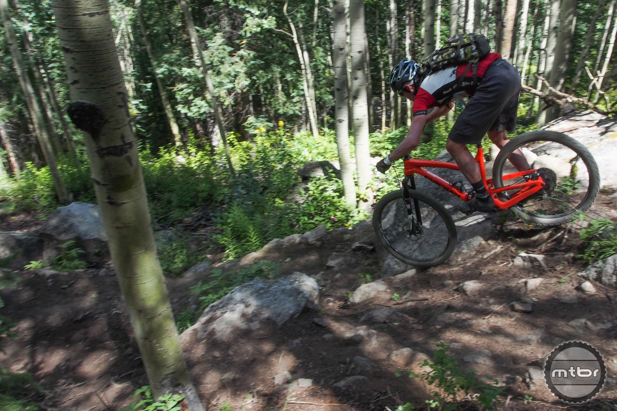 Outerbike Test Sessions: Evil The Following
