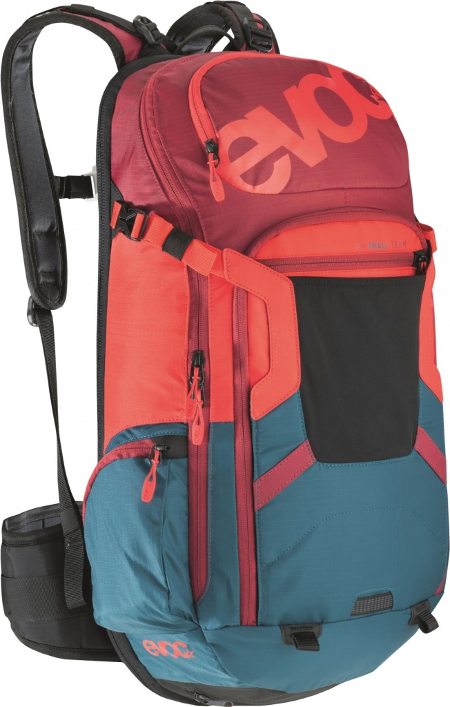 Back Protector Backpack-evoc-fr-trail-team20-red-ruby.jpg