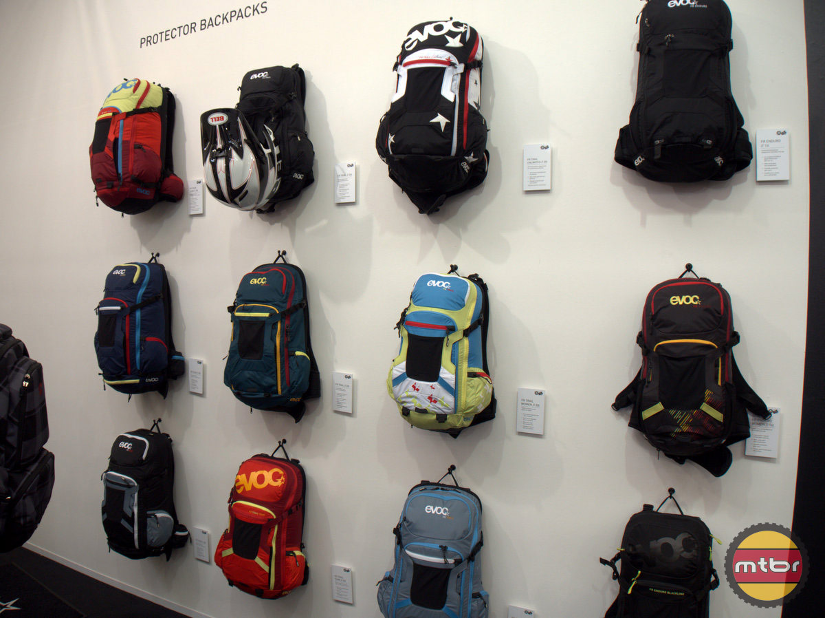 Evoc Hydration Packs
