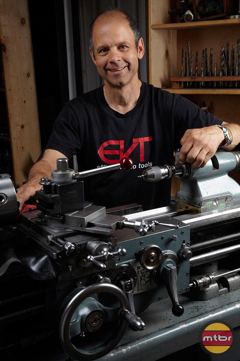 Efficient Velo Tools - Brett Rivett