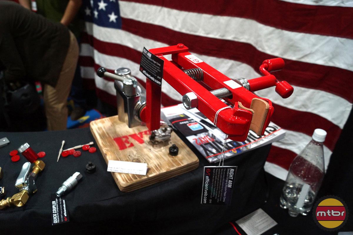 Efficient Velo Tools - Right Arm Repair Clamp