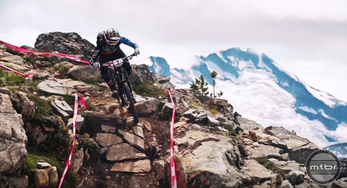 The event in Whistler will serve up a long and challenging day on the area's famed technical trails.
