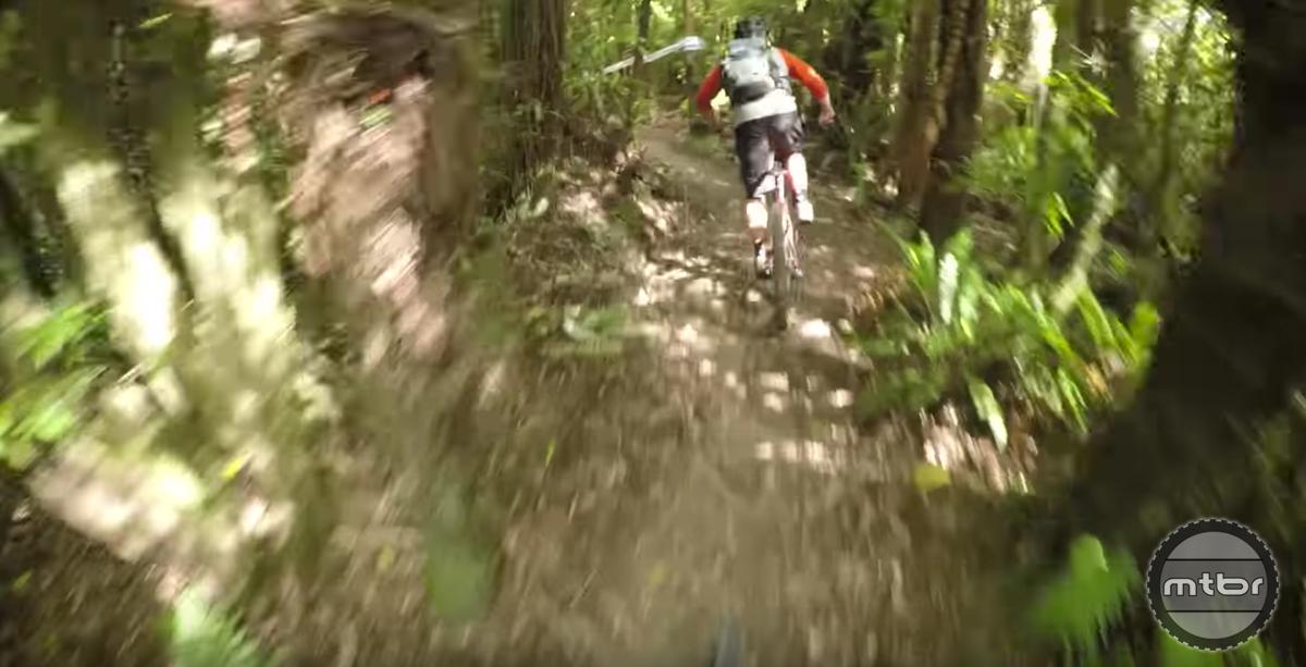 EWS Rotorua NZ 2017 Course Preview