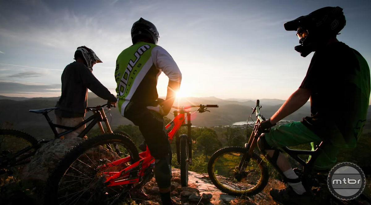 Exchequer Mountain Bike Park