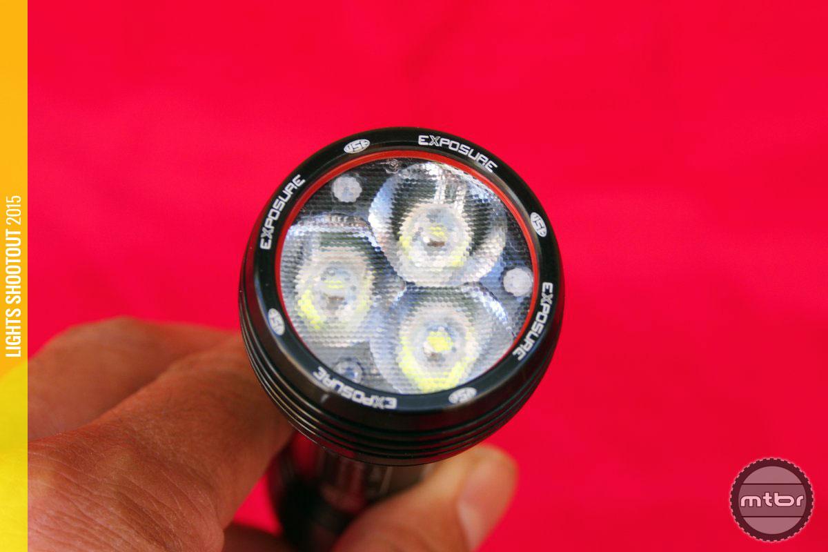 Exposure Lights Diablo Mk.6 Front Lens