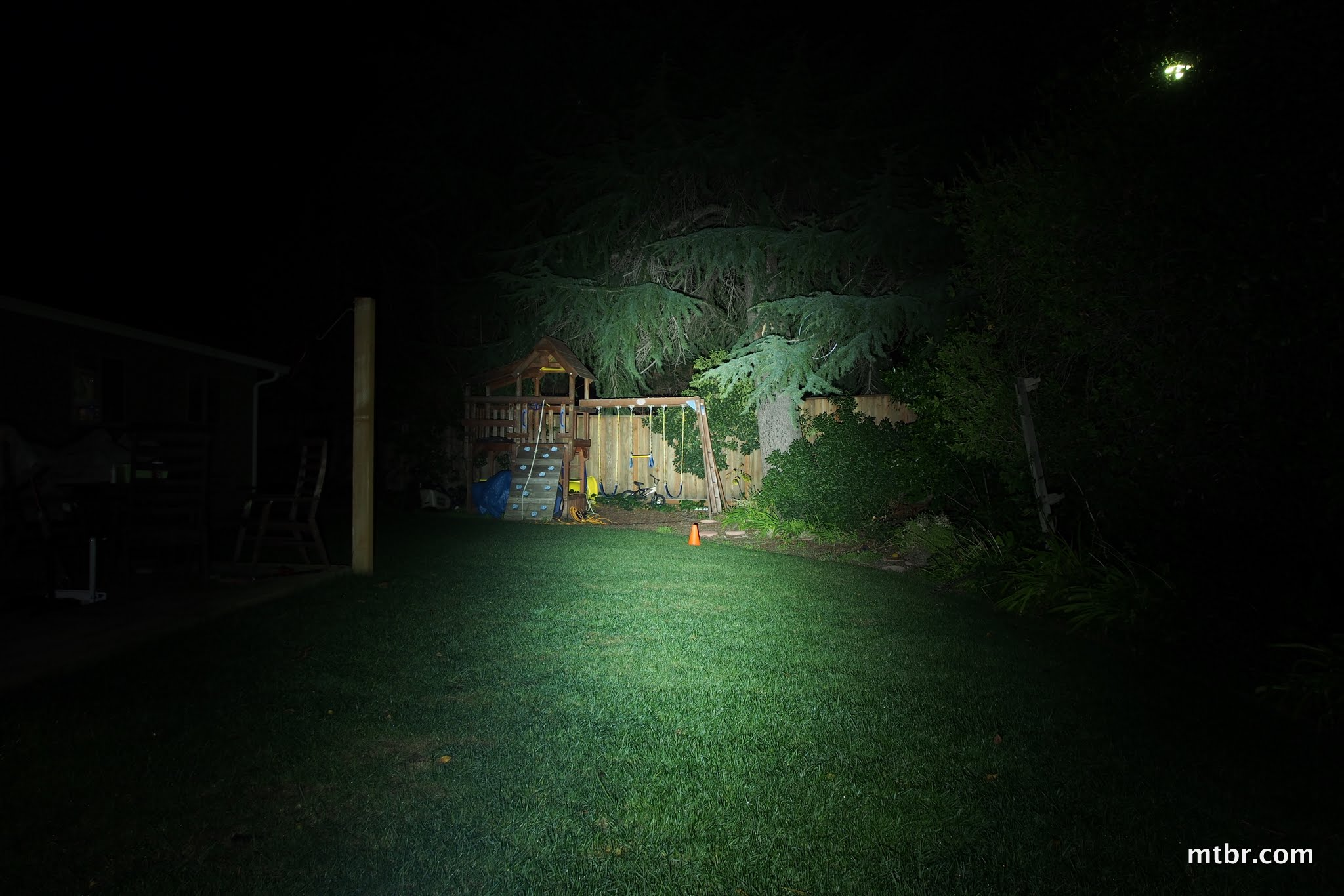 Exposure Diablo Mk4 Backyard Beam Pattern