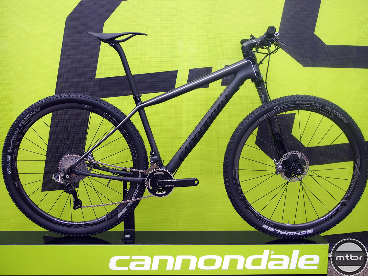 Cannondale F-Si 29 Black Inc