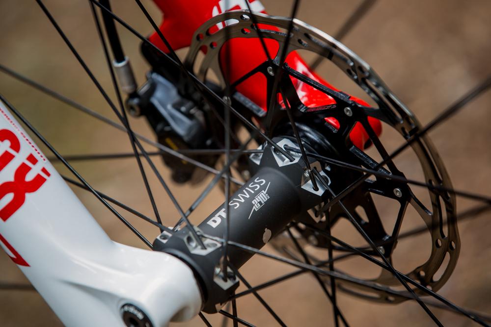 Nino Schurter's custom Scott Spark RC 900