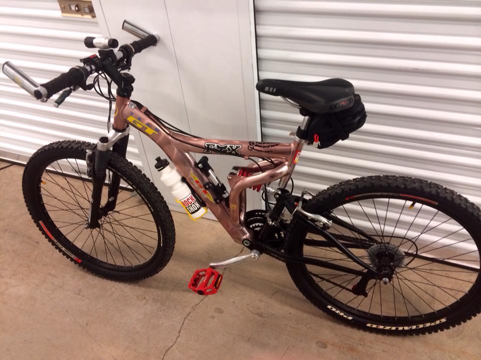 imposter gt full suspension bike mtbr com