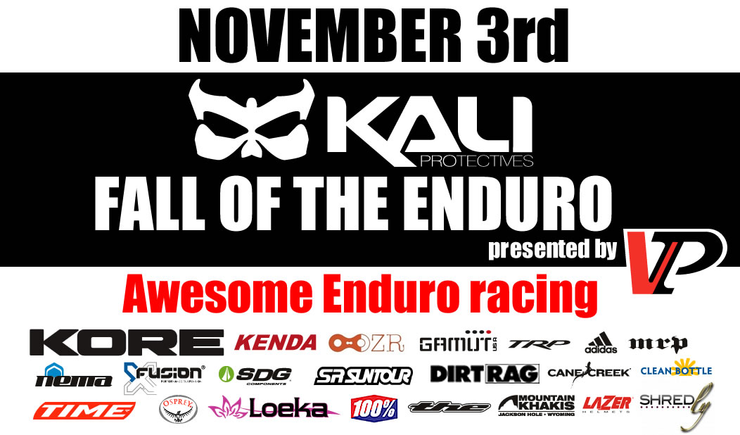 Fall of the Enduro