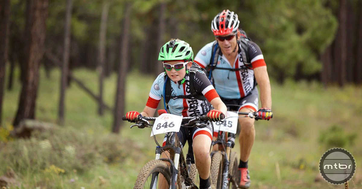 There is no better way to get the family hooked with the mountain biking lifestyle.