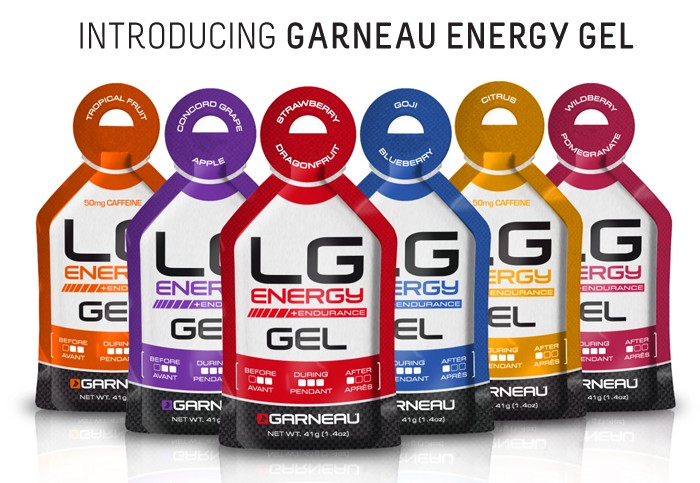 Garneau Energy Gel
