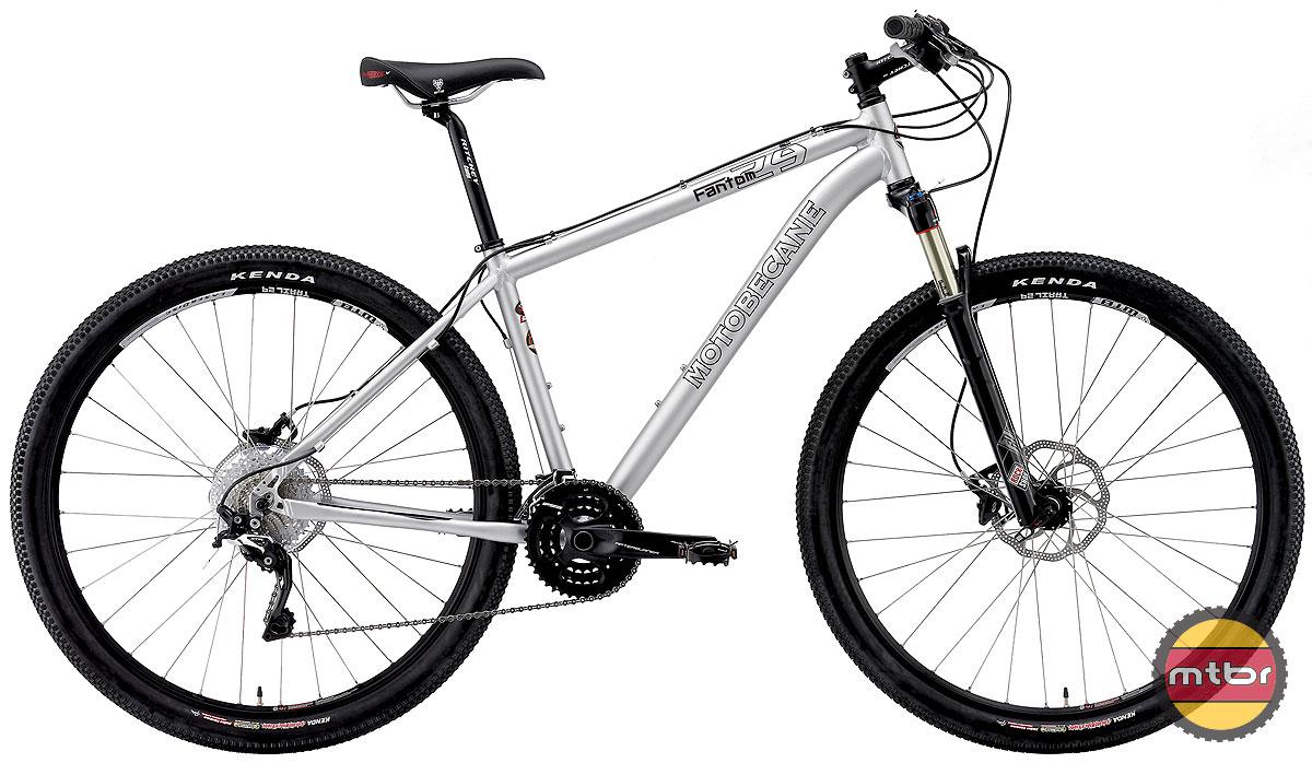 Motobecane Fantom Pro 29 Silver