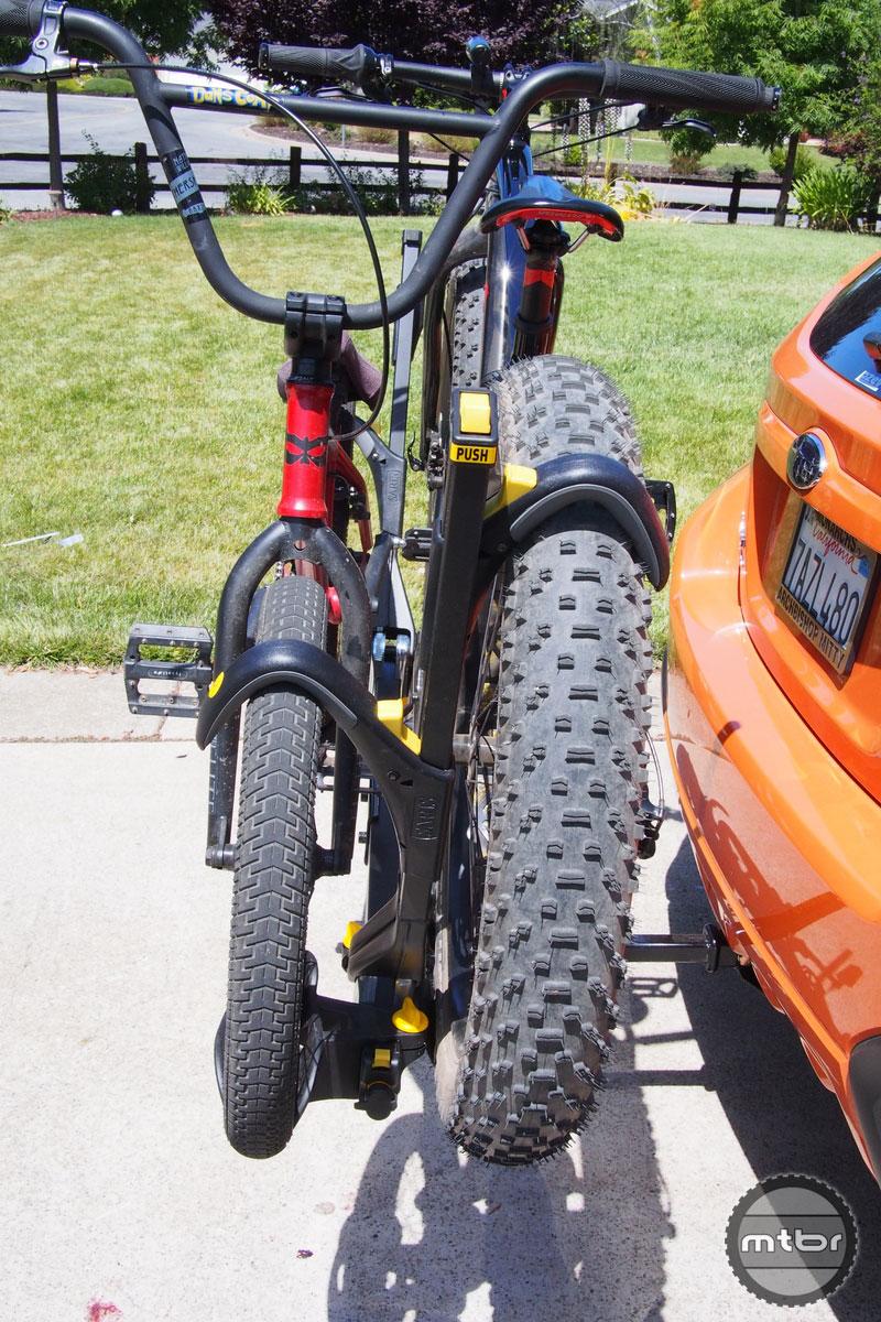 Fat Bike and BMX
