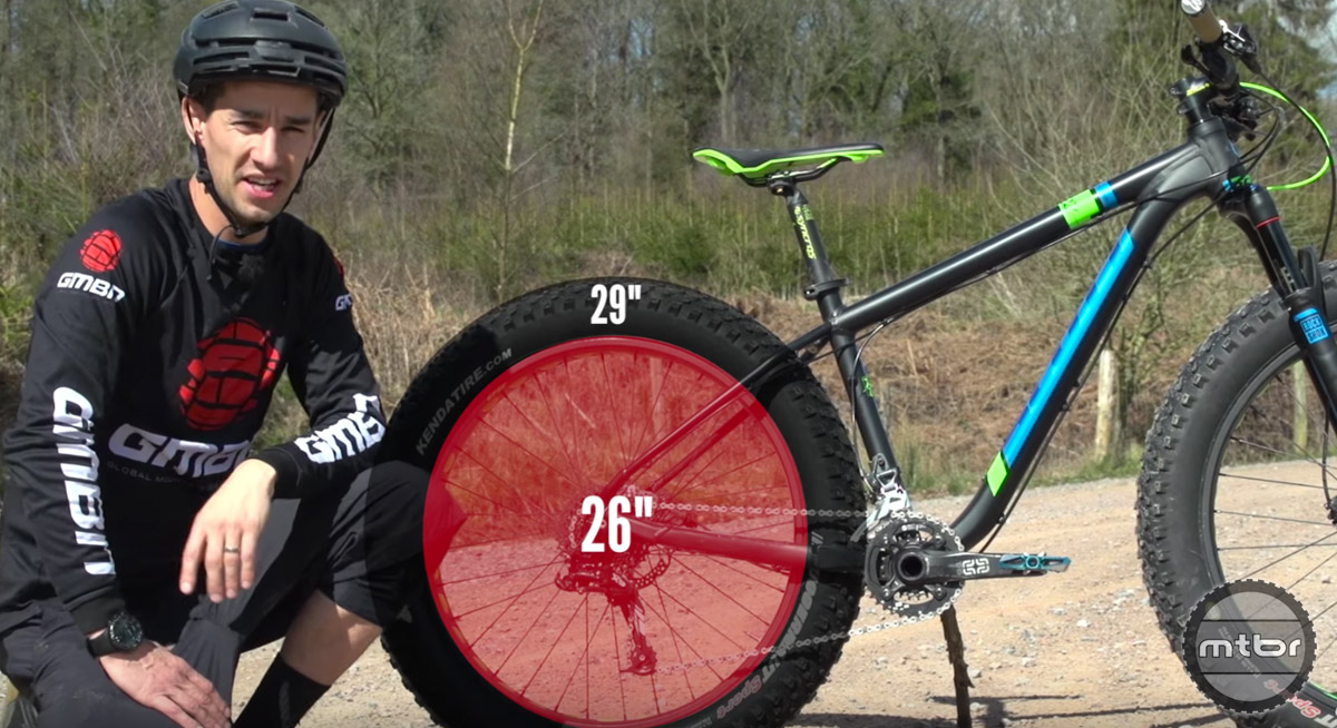 Fat Bike vs. Plus Bike
