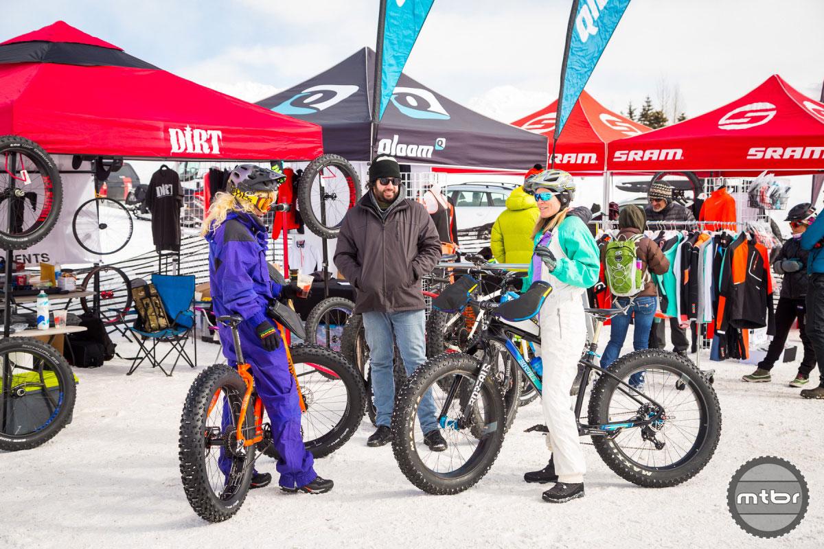 2018 Fat Bike World Championships