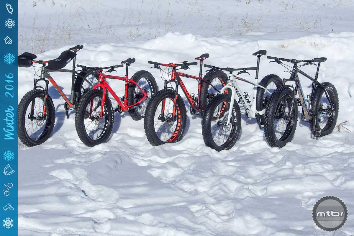 From lightweight racers, to budget friendly cruisers, to do-it-all rigs, these are the fat bikes you need to know about.