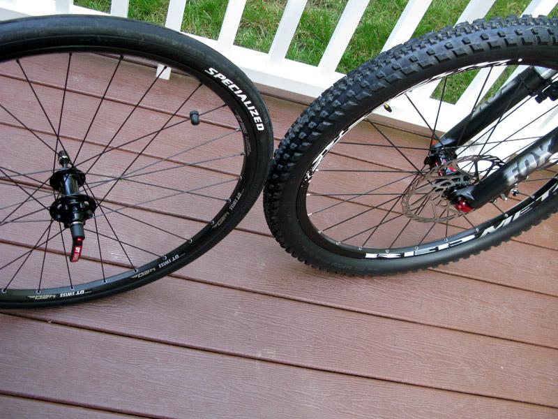 Street Tires On My Mountain Bike Mtbr Com
