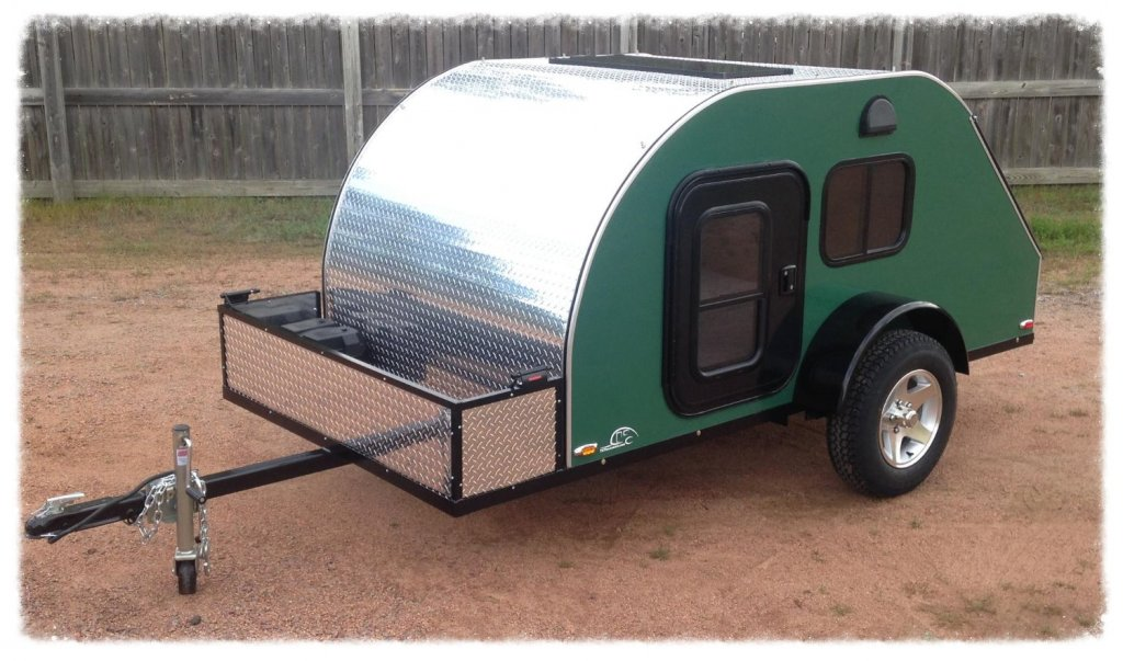 Building a teardrop trailer- Mtbr com
