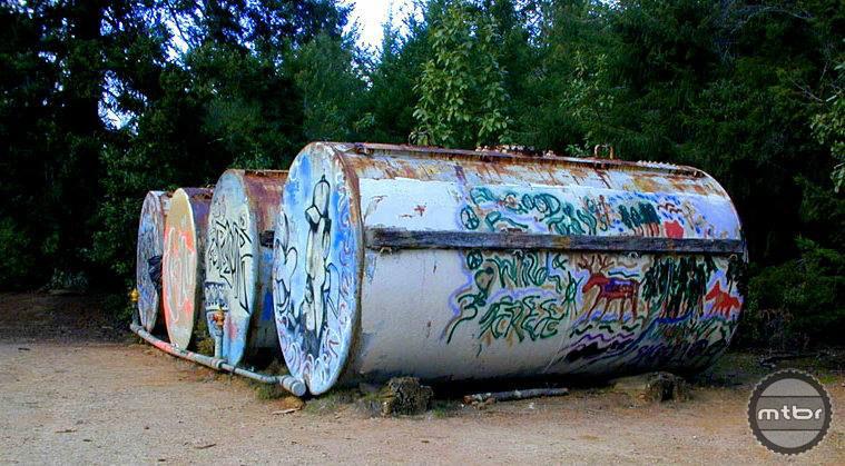 February 2002 UC Santa Cruz Tanks