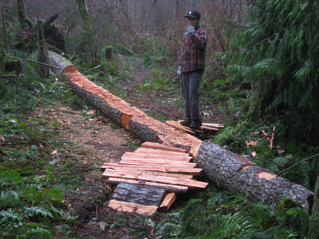 How to make a wooden mountain bike ramp bicycling and for How to build a house in a mountain