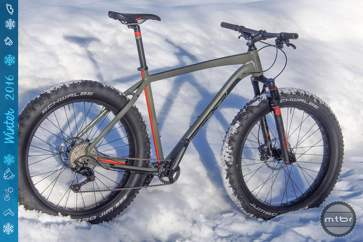 Felt DD 10 fat bike review - Mountain Bike Review- Mtbr.com