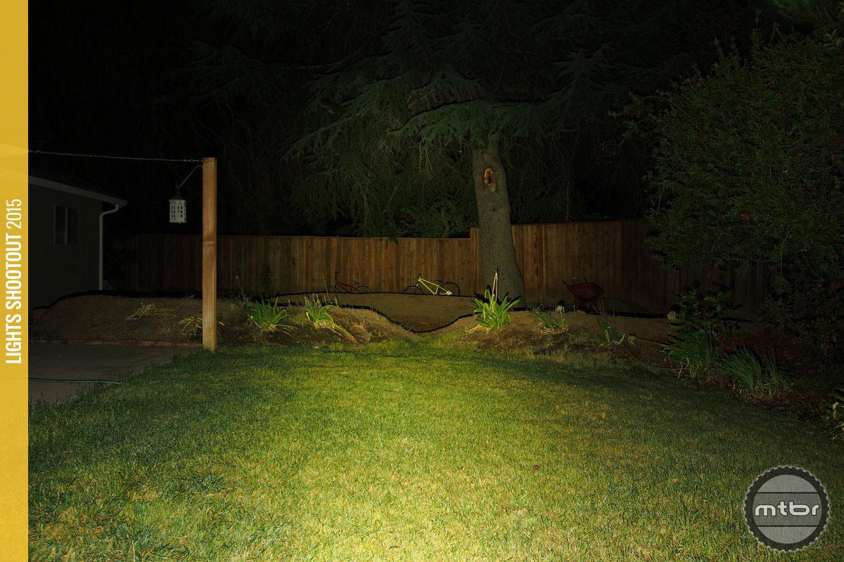 Fenix BC30 Backyard Beam Pattern