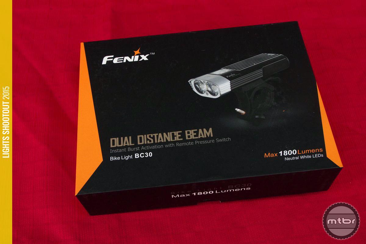Fenix BC30 Box